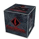 CocoSoul Natural Hookah charcoals 64 Cubes 1kg