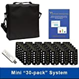 Keypoint Interactive Audience Response System with 30 Mini Keypads (for Windows PCs)