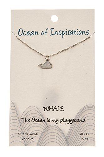 Shagwear Ocean Inspirations Pendant Necklace