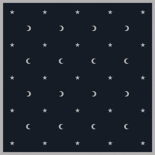 Moon & Stars Velvet Cloth (Wrapping Furniture Material)