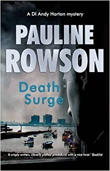 Book Death Surge: A DI Andy Horton Marine Mystery Crime Novel (Di Andy Horton (No 10)) by Pauline Rowson (2015-03-05)