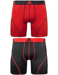 Men's Sport Performance Climalite Boxer Brief Underwear (2 or 4 Pack)