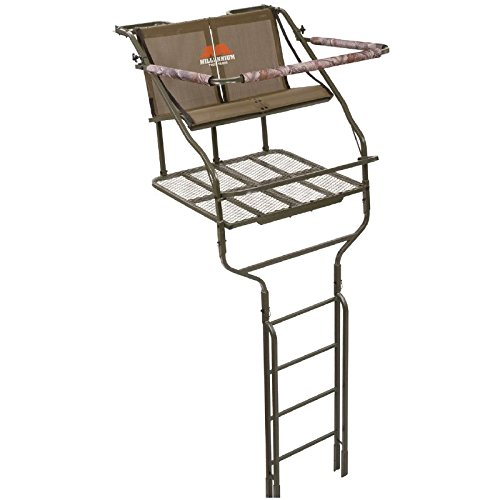 Hunting Solutions Millennium™ 17 - ft. Double Ladderstand