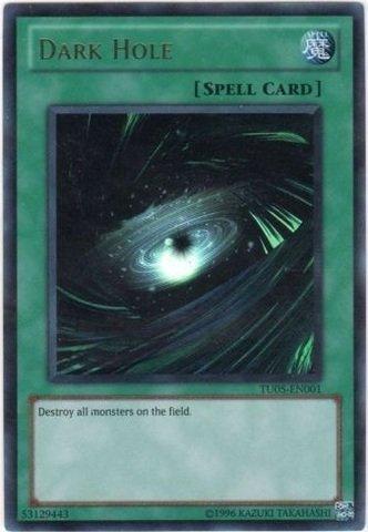 Yu-Gi-Oh! - Dark Hole (TU05-EN001) - Turbo