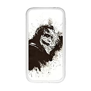 SANYISAN Monster Walking Dead Skull White Samsung Galaxy S4 case