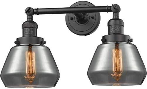 Innovations 209-OB-G181-LED 2 Light Vintage Dimmable LED Chandelier Oil Rubbed Bronze