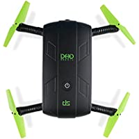 Hohaski JJRC DHD D5 Foldable Handheld Wifi FPV 30w Camera Altitude Hold Phone Control Quadcopter