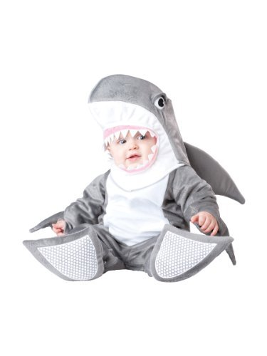 [Incharacter Baby Silly Shark Costume - 12-18 Months by In Character Costumes] (Baby Silly Shark Costumes)