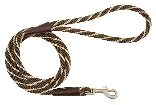 "Mendota Pet Snap Leash, 3/8"" x 4"