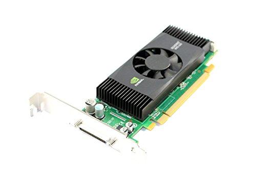 Dell/nVidia Quadro NVS 420 NVS420 512MB 4 Monitor Professional Video Card - - Ddr2 Fan Dvi