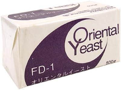 Amazon | 酵母 オリエンタル FD-1 イースト 業務用 500g | ママパン ...