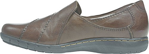 Rockport Cobb Hill Insamling Womens Cobb Hill Paulette Bark 6,5 Ee Oss