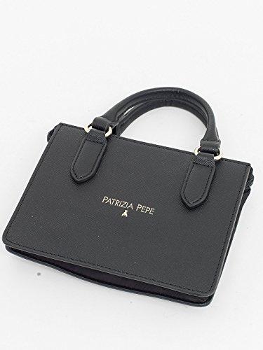 Patrizia Pepe borsa mini tracolla 2V5680 nero