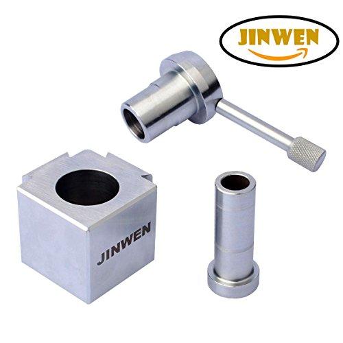 Jinwen 120018 Tooling Package Mini Lathe Quick Change Tool Post & Holders Multifid Tool Holder (Steel) by JINWEN (Image #4)