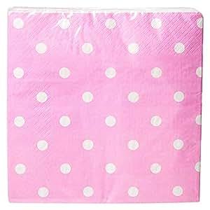 Candy Polka Dot Disposable Napkins