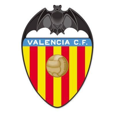 "Valencia CF - Spain Football Soccer Futbol - Car Sticker - 6"""