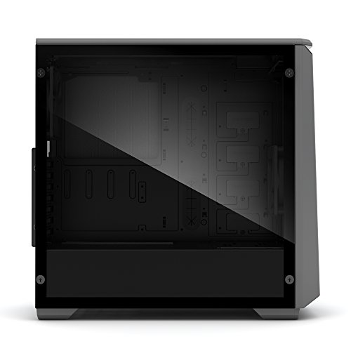 Phanteks PH-EC416PSTG_AG Eclipse P400S Silent Edition with Tempered Glass, Anthracite Grey Cases by Phanteks (Image #6)