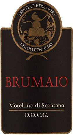 2012 Pietramora Morellino di Scansano Brumaio Sangiovese, Tuscany, Italian Red Wine 750ml