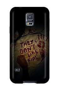 Galaxy S5 Hard Case With Awesome Look - PnRZHSV11680aTyzZ wangjiang maoyi
