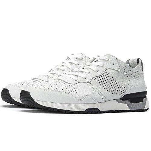 Crime 11421KS1 Sneakers Uomo 40 Bianco rrXUq