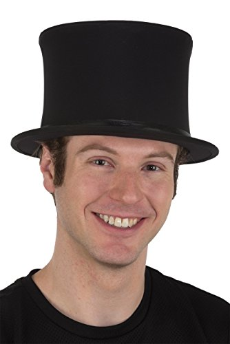 Jacobson Hat & Co. Party/Magician, Collapsible Top Hat -