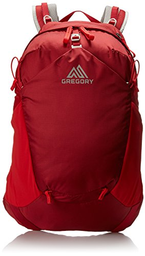 Gregory Mountain Products Z 25 Backpack, Spark Red, One Size