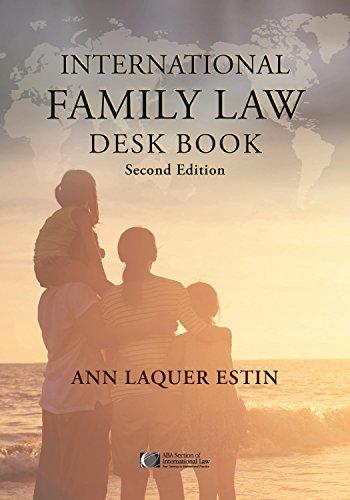 International Family Law Deskbook by American Bar Association