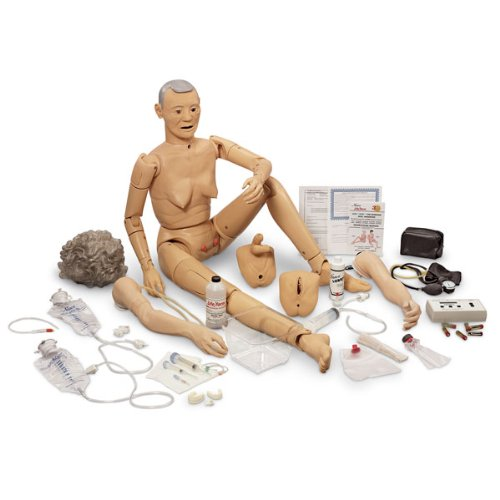 (Nasco Advanced Geri Manikin - Model LF04030U - Each)