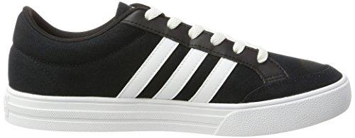 Black Ftwr White de Adidas Negro White Hombre Ftwr para Vs Set Deporte Zapatillas Core vxqwqHBzP4