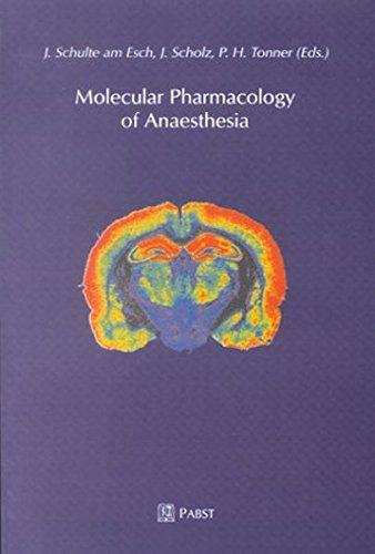Molecular pharmacology of anaesthesia