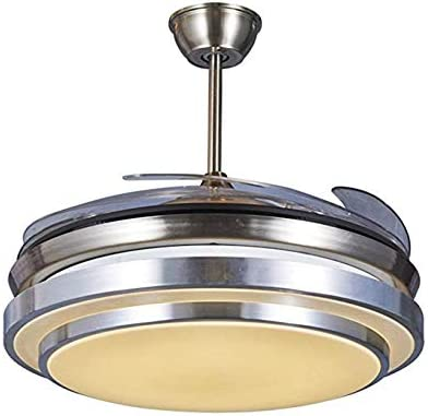 Lieblich Moderne 42 In Deckenventilator Licht Mit LED Licht Kit Mit Fernbedienung Für  Esszimmer Fan Kronleuchter Lampe ...