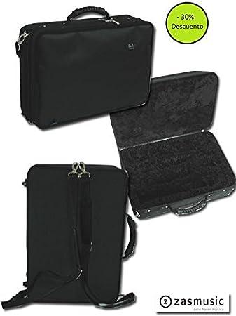 Estuche para dos Clarinetes La/Si b de lujo ultra ligero.: Amazon.es: Instrumentos musicales