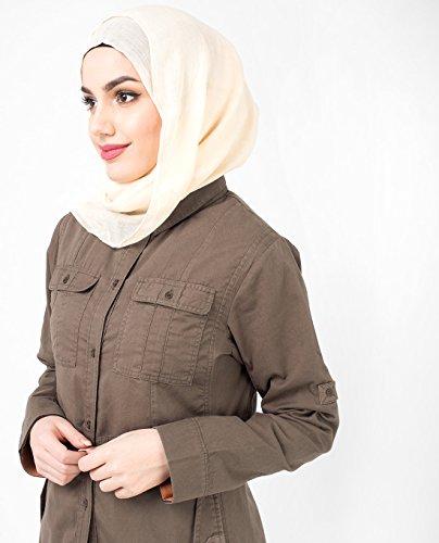 Silk Route - Robe - Femme marron marron