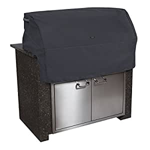Classic Accessories 55-397-360401-EC Ravenna Cover for Built-In Grills, Taupe (X-Small)