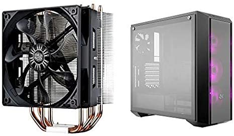 Amazon.com: Cooler Master Hyper 212 Evo CPU Cooler with PWM ...