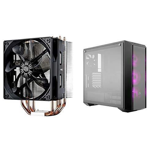 Cooler Master - Hyper 212 EVO 120mm CPU Cooling Fan - Black