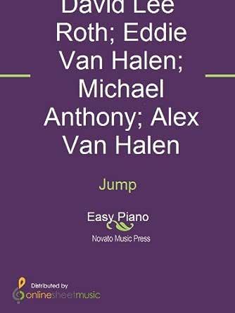 Jump English Edition Ebook Alex Van Halen David Lee Roth Eddie Van Halen Michael Anthony Van Halen Amazon Es Tienda Kindle