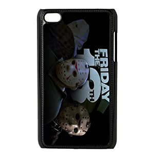 Ipod Touch 4 Phone Case American Horror Movie Friday The 13th SM052545
