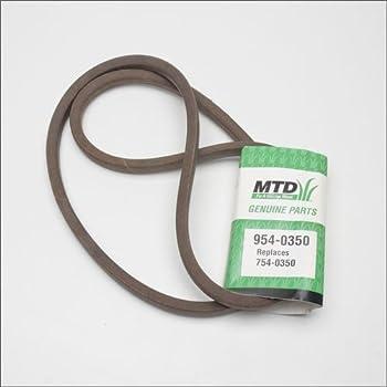 Amazon Com Oregon 75 035 Replacement Belt For Mtd 954