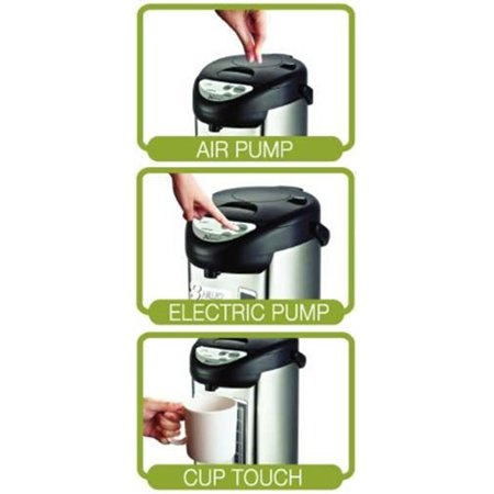 Narita Electric Hot Water Dispenser with 3 way dispense (3.8L)