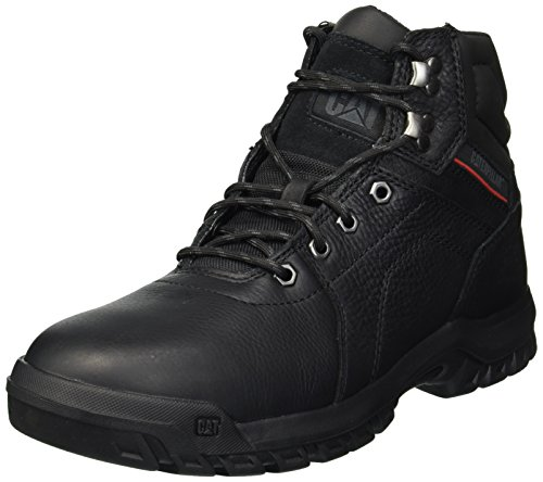 Caterpillar Men's Diffuse Black Industrial Boot, 8 Wide US