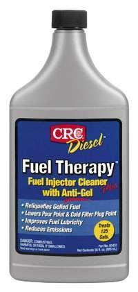 CRC 05432-12PK Fuel Therapy Anti-Gel (12/30Oz) by CRC