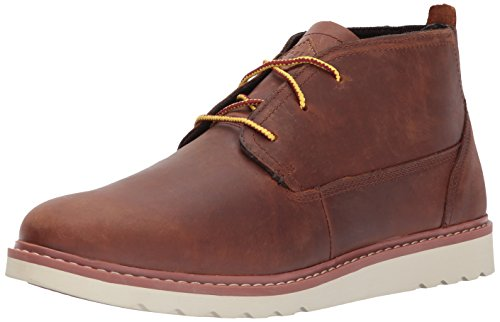 Reef Men's Voyage Le Chukka Boot, Brown, 10 M US by Reef