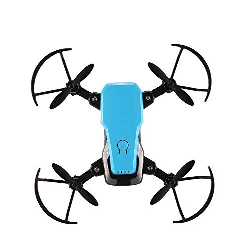 IUcar SG800 Mini Selfie Faltbare RC Drone 720P HD Wifi Kamera Höhe Halten Blau