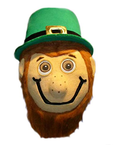 cjs huggables Mascots USA Custom Pro Low Cost Leprechaun Mascot Costume -