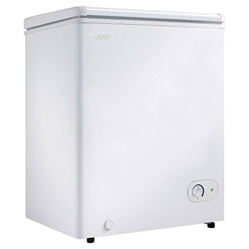 Danby 3.8 Cu.Ft. Chest Freezer - White DCF038A1WD