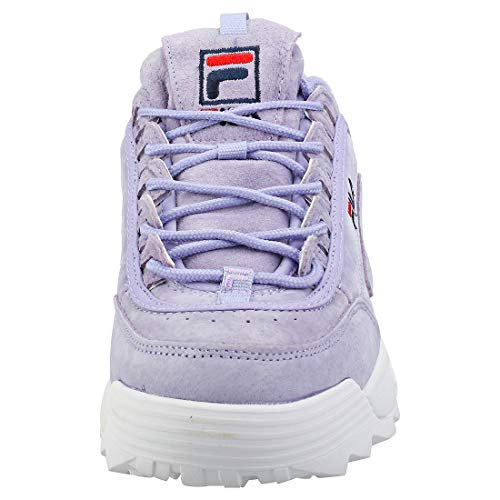 Fila Disruptor Blanco Ii Lavender Zapatillas Premium Mujer 4qrOR4