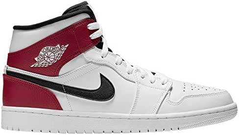 7a630fbc5ecd5 Mua Jordan 1 mid black gym red trên Amazon Mỹ chính hãng giá rẻ ...