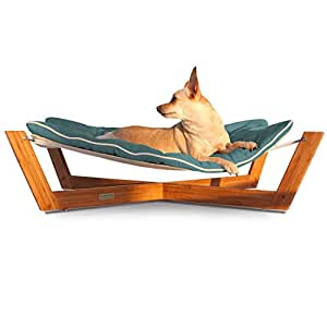 Amazon.com : Bambu Cross Pet Hammock Color: Berry Blue