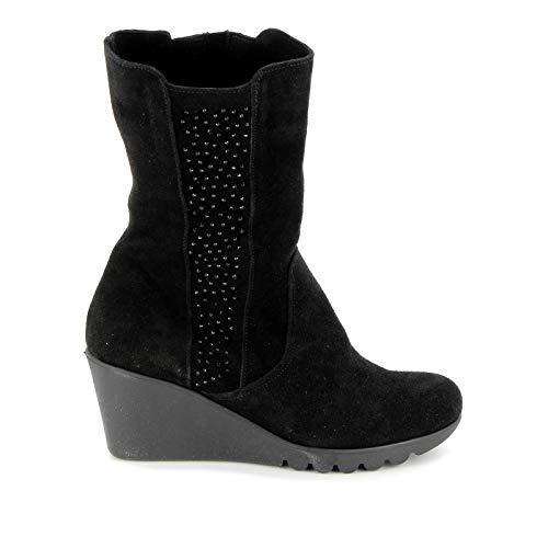 Stivaletti Scarpe Negro Donna amp;scarpe Alesya By Alti qZfnaw6x